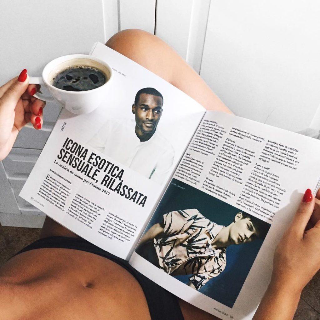 Moda Uomo PE 2017 Su 3dmagazine trovate il mio articolohellip