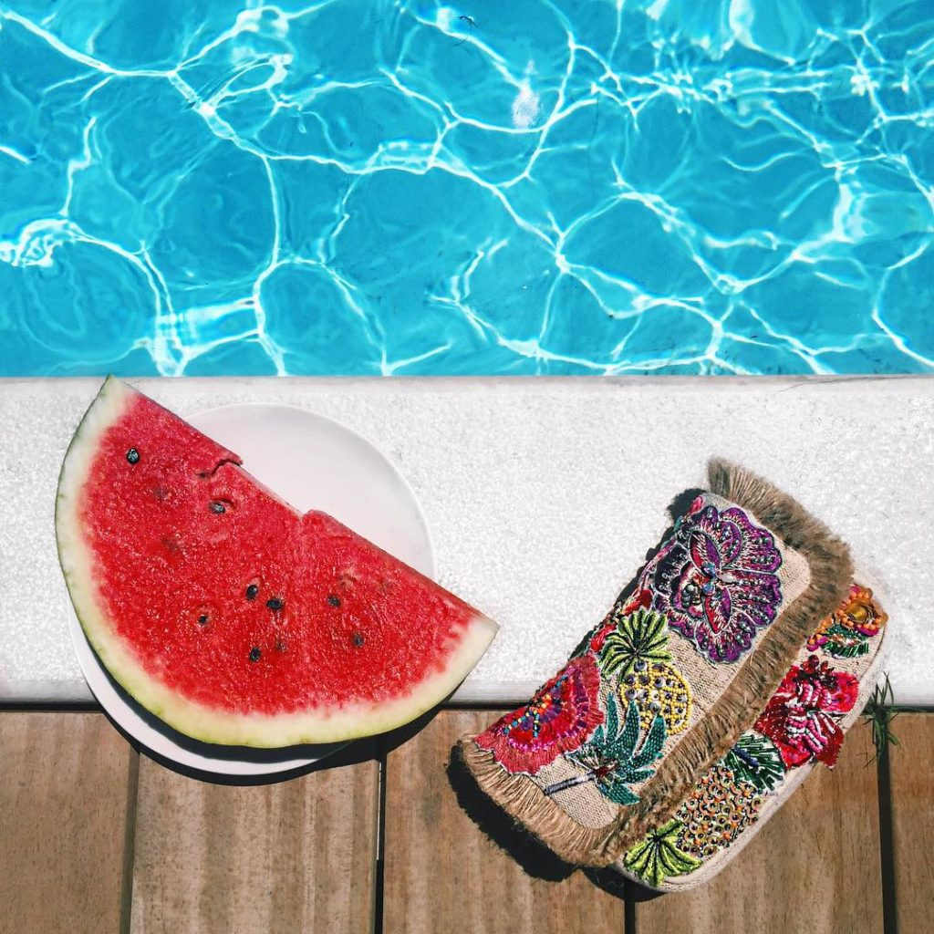 Fruits Everywhere Also on my fav season bag by accessorizeitaliahellip