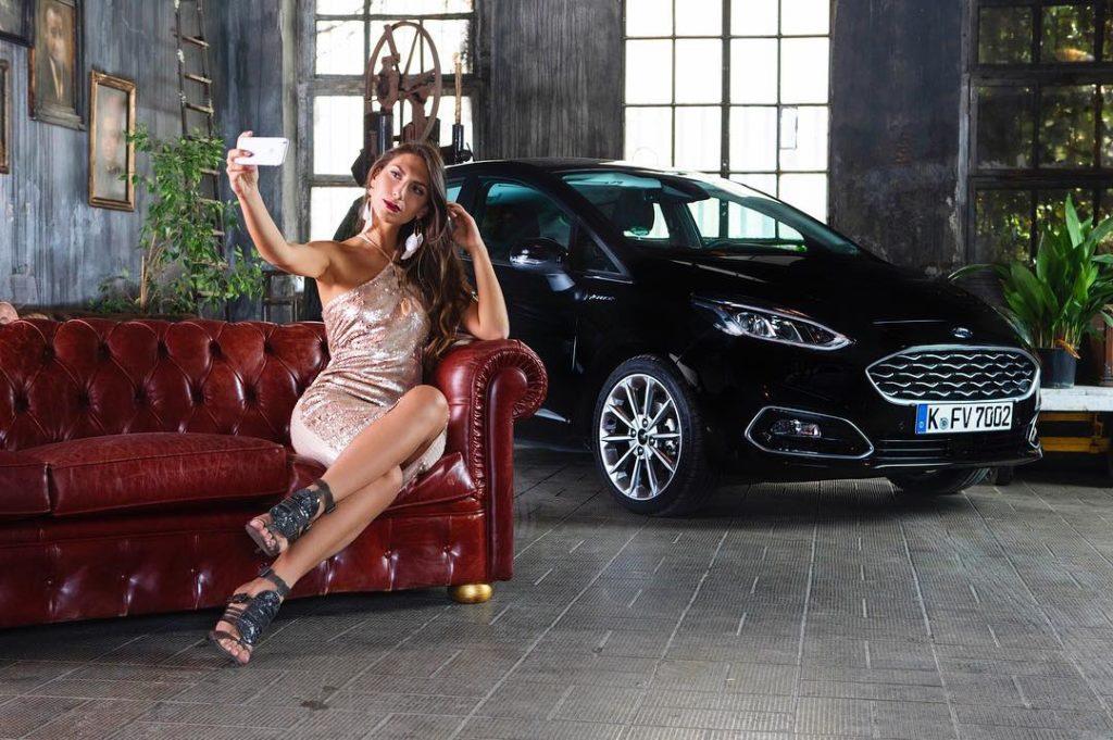 Con la Nuova Ford Fiesta Vignale conquisto il mondo Unhellip