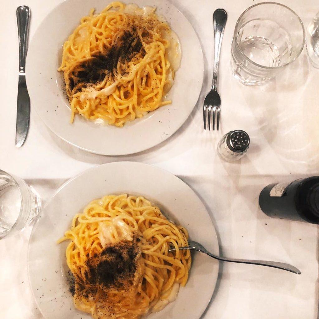 Pasta vuol dire amore  pasta cacioepepe pastalover pastaislife italianpastahellip
