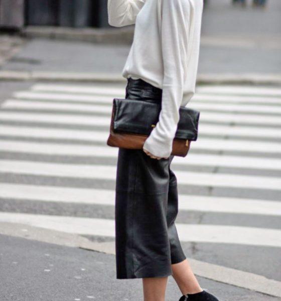 Moda Autunno 2015 – 7 modi per indossare i pantaloni culotte