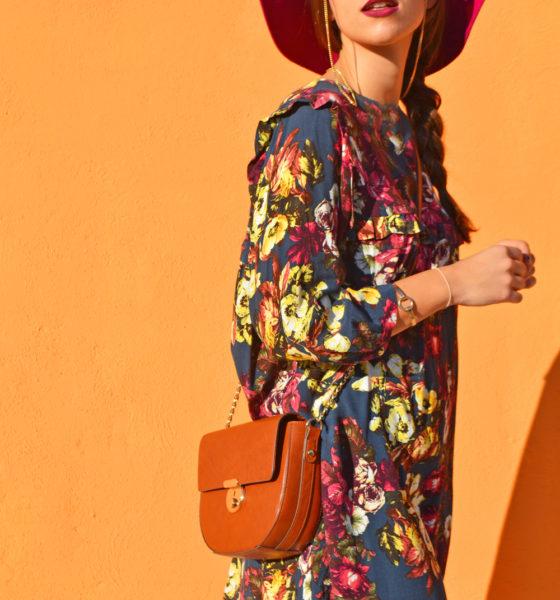 Outfit d'Autunno – L'abito corto con gli stivaletti