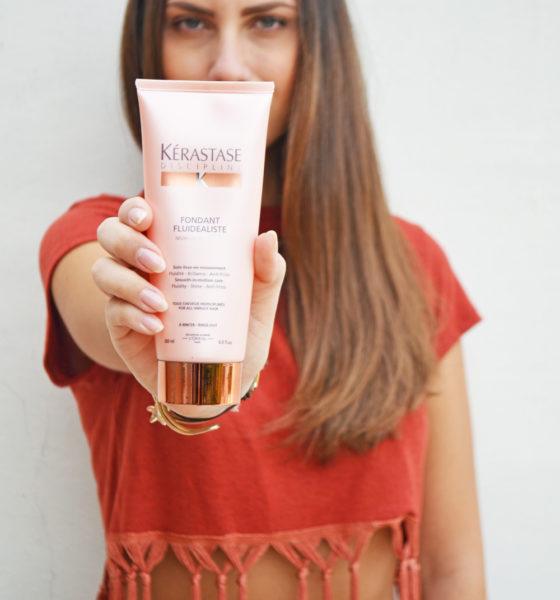 Cura dei capelli: da riccia a liscia con L'Oréal Professionel