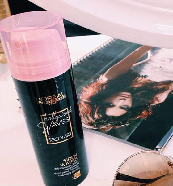 Onde perfette con Hollywood Waves di L'Oréal