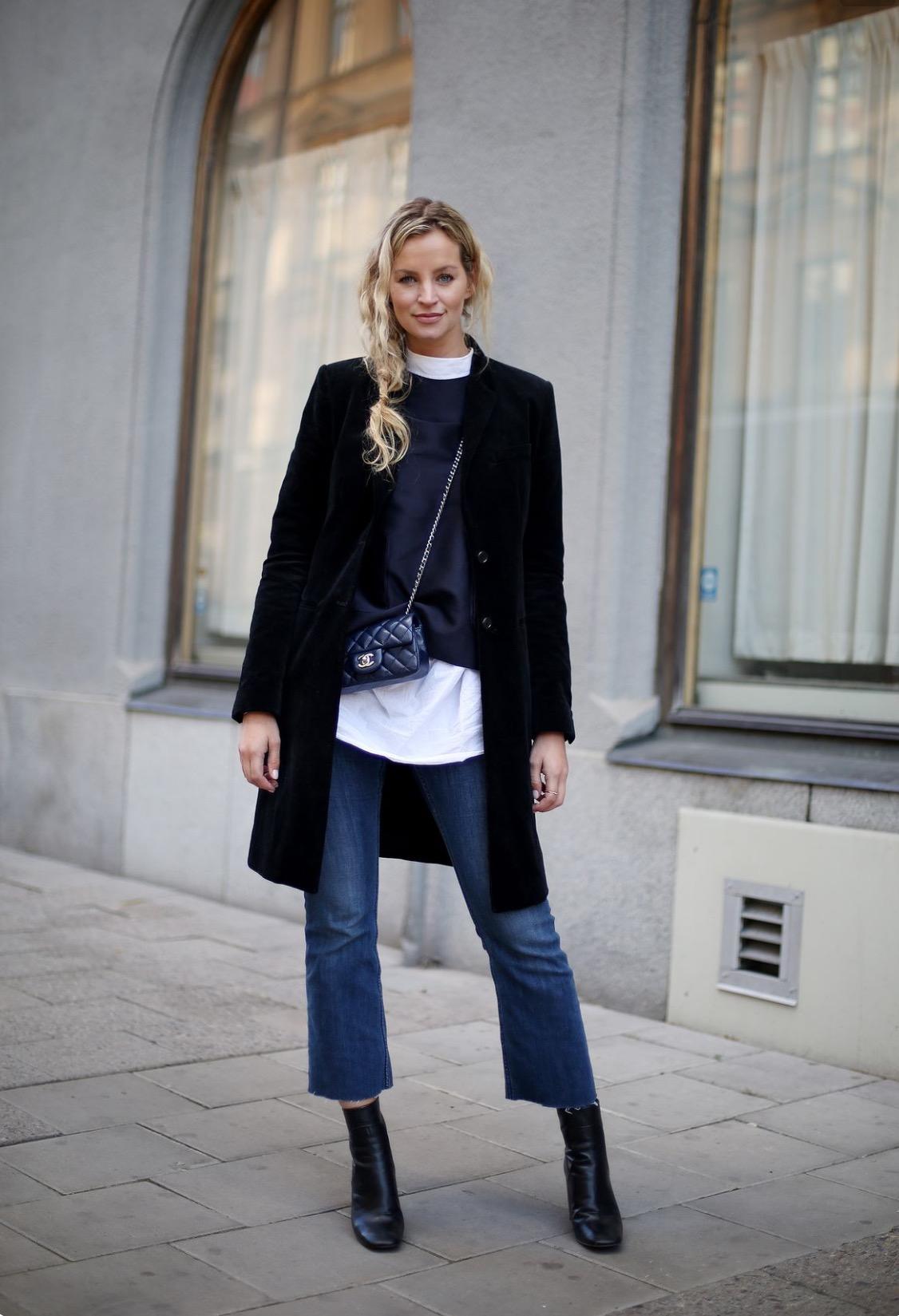 abbastanza Pantaloni a zampa tagliati alla caviglia - La tendenza che slancia  BE76