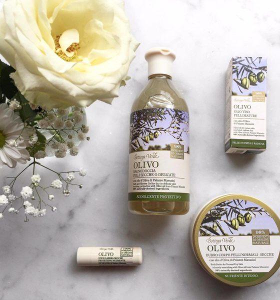 Beauty Routine per l'inverno – La Linea Olivo di Bottega Verde