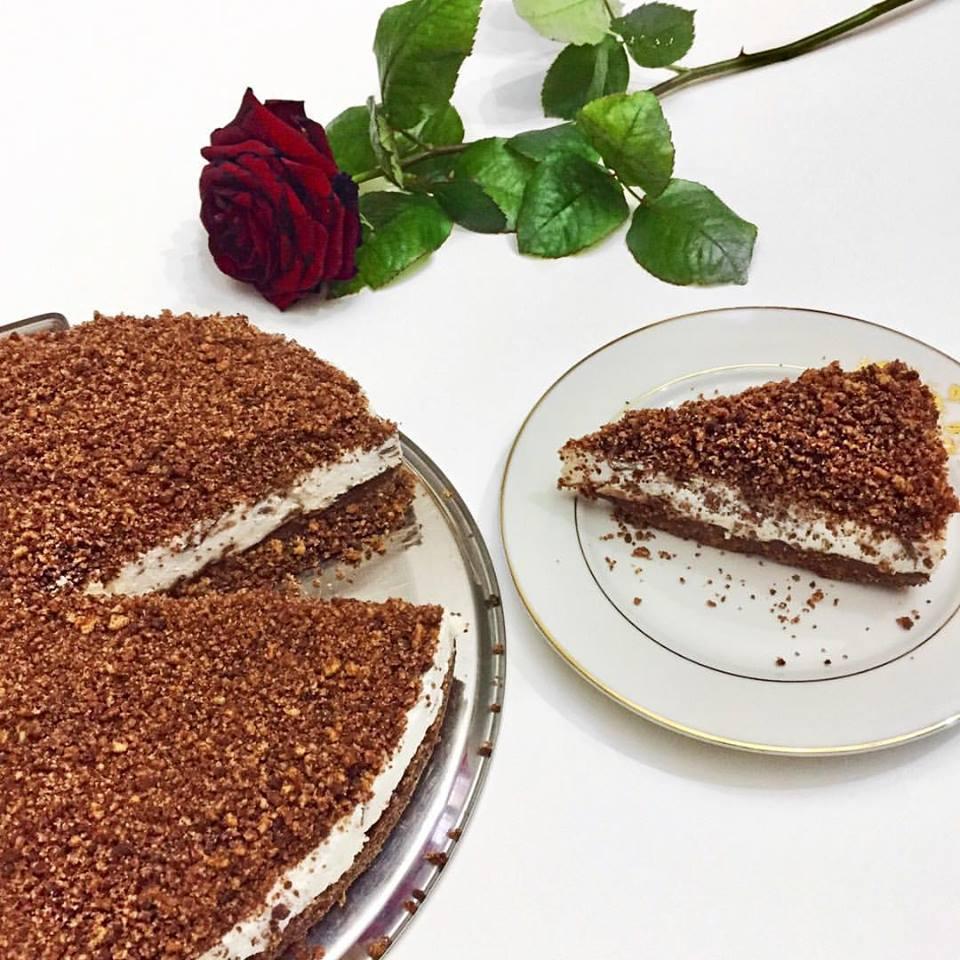 torta sbriciolata ricotta mascarpone