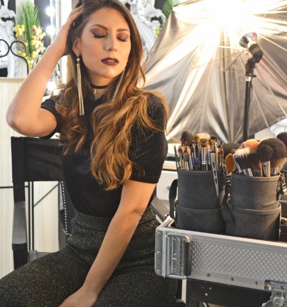 Glamour Make-up- Un giorno con Ortensia Tropeano
