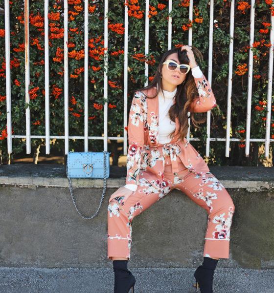 Kimono Suit – La tendenza giapponese per la Primavera 2018