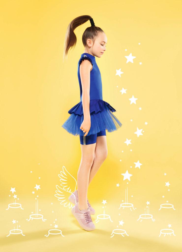 1b76176dd93b Sneakers bambina  i più bei modelli Hogan per le più piccole
