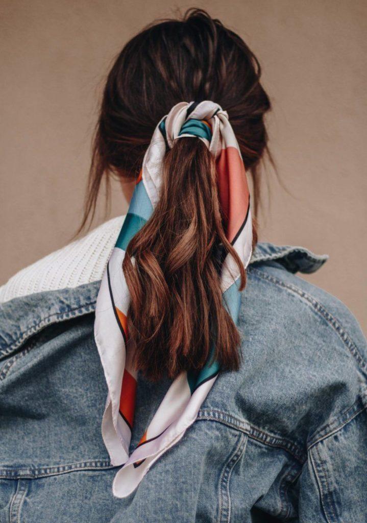 tendenze moda foulard