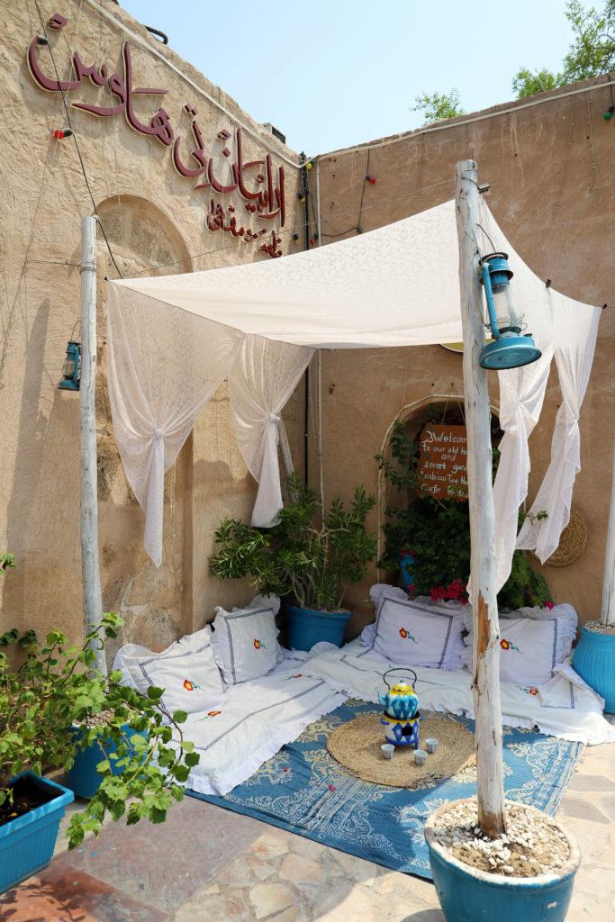 arabian tea house dubai