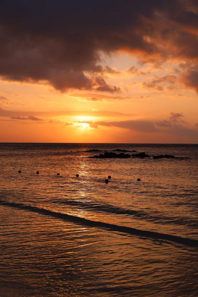 tramonto mauritius