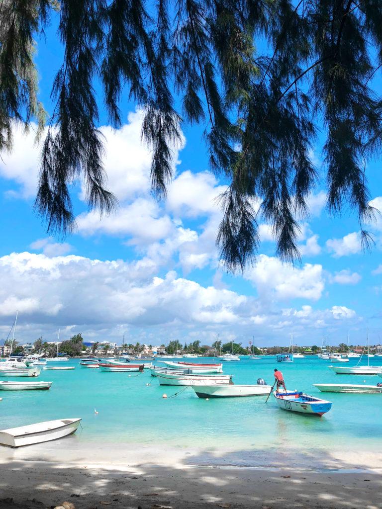 le più belle spiagge di mauritius