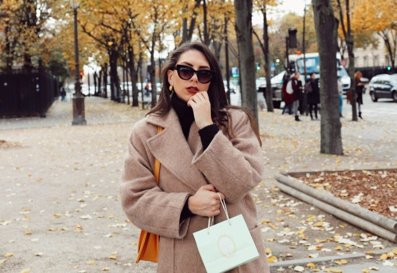 My Fall Look in Paris