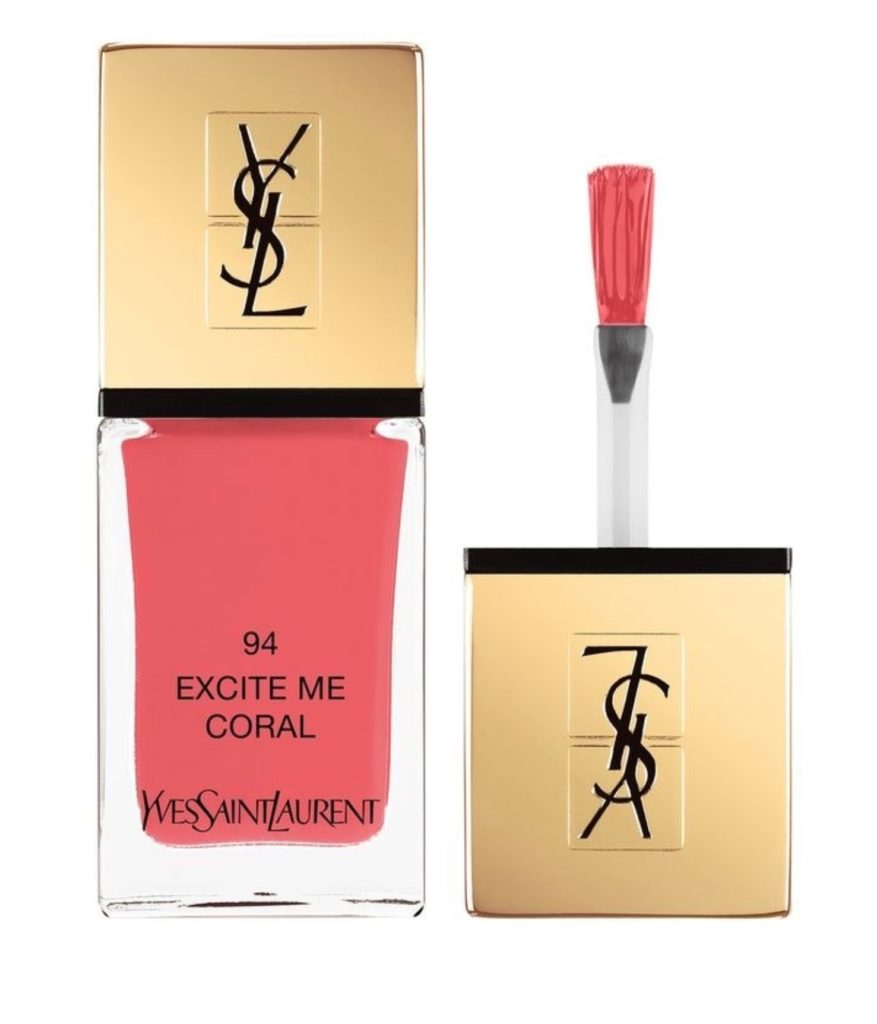 Yves Saint Laurent Excite me coral 94