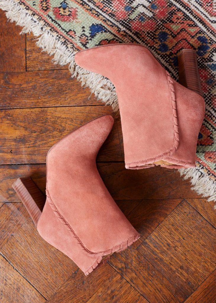 sezane coral boots