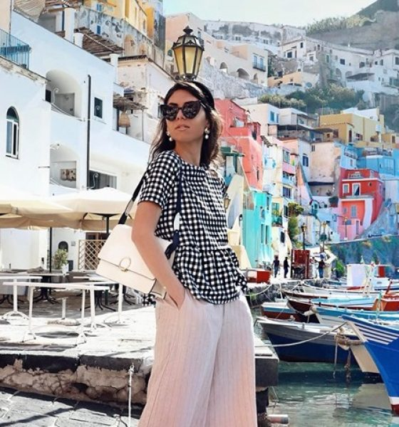 Un weekend a Procida in Glamping
