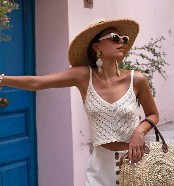 Un look estivo per un weekend in Calabria